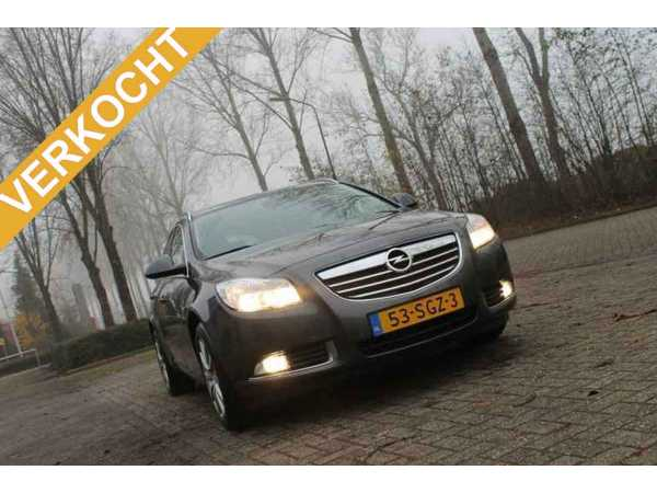 Opel Insignia Sports Tourer - 1.4 T
