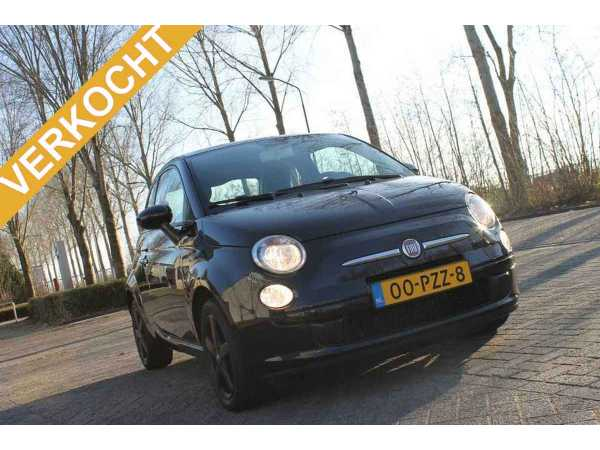 Fiat 500 - TwinAir 85 Black Edition